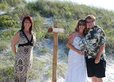 Clearwater Beach Wedding Venues on Casual Beach Weddings In Florida  Many Beautiful Locations Available